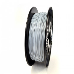 1.75mm FPE Silver Filament Shore 65D 0.50kg