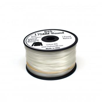 2.85mm Natural Nylon 645 filament 0.45kg