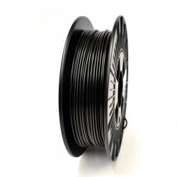 2.85mm FPE Black Shore 45D filament 0.50kg