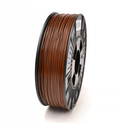 1.75mm Performa ABS Brown filament
