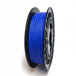 2.85mm FPE Shore 45D Blue filament 0.50kg