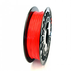 1.75mm FPE Red filament Shore 45D