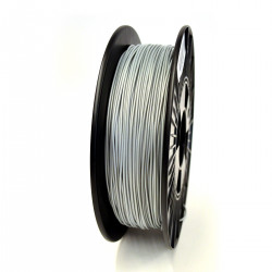 1.75mm FPE Silver filament Shore 45D