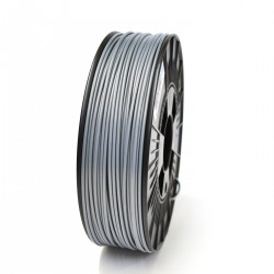 2.85mm Performa ABS Silver Filament
