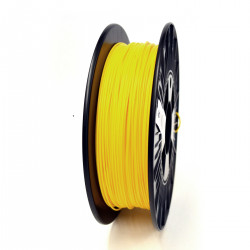 1.75mm FPE Yellow Filament Shore 65D 0.50kg