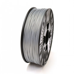1.75mm Performa ABS Silver filament