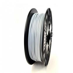 2.85mm FPE Silver Filament 0.50kg Shore 65D