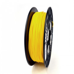 1.75mm FPE Yellow filament Shore 45D