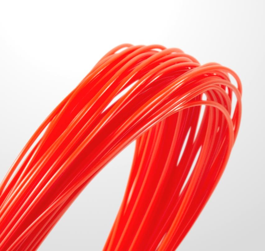 High performance 3D printing filament
